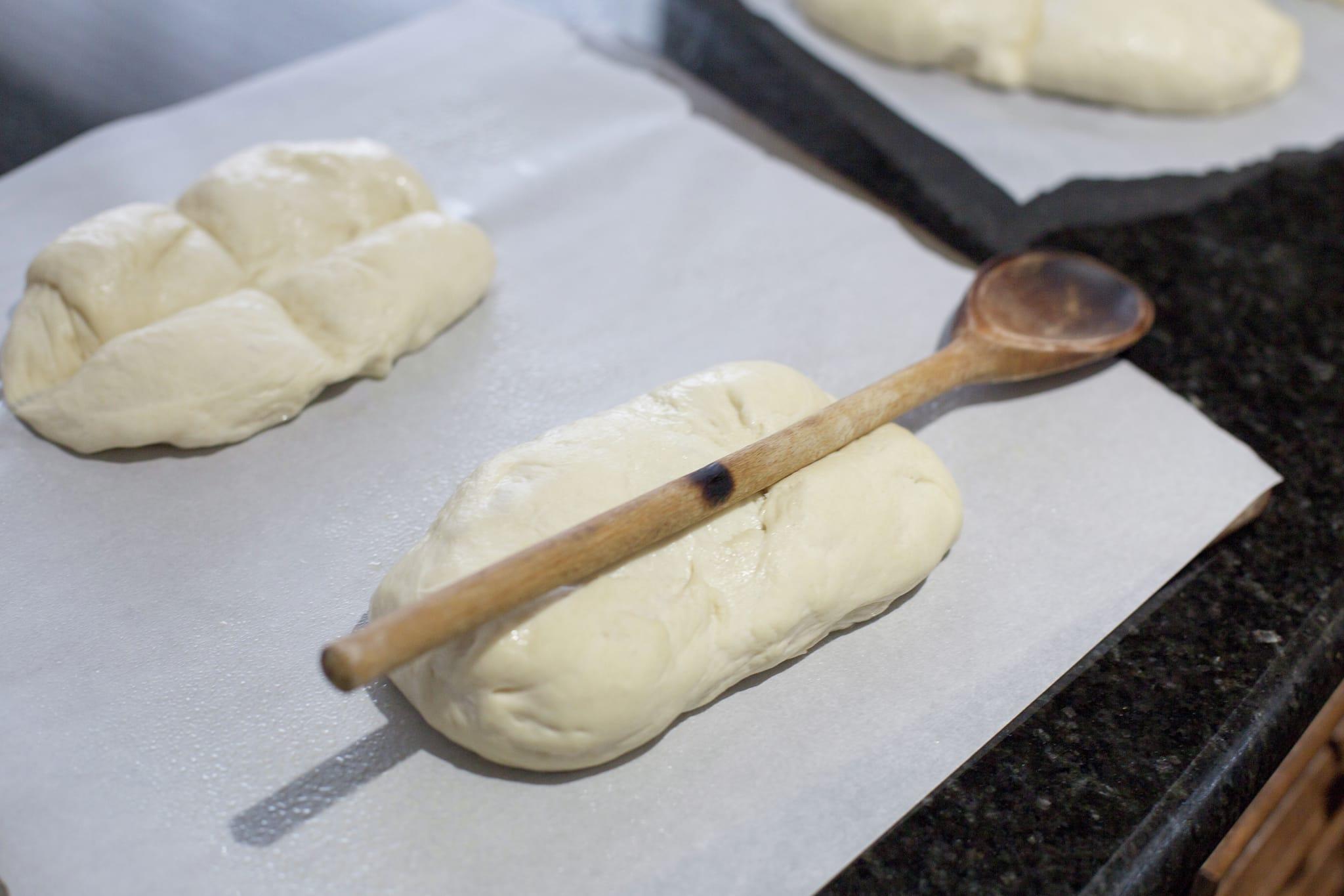 dough marraquetas