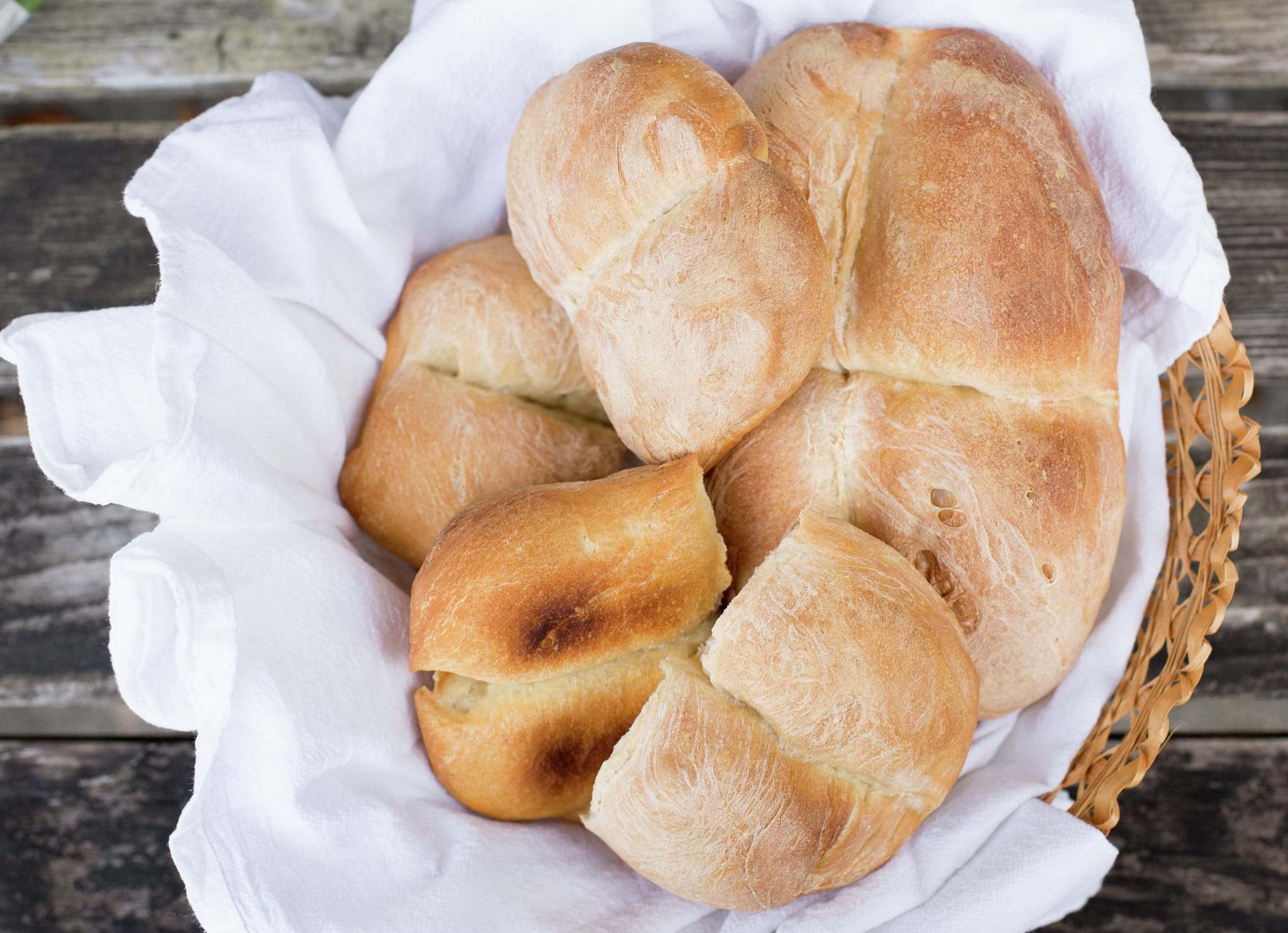 Marraquetas Chilean Bread