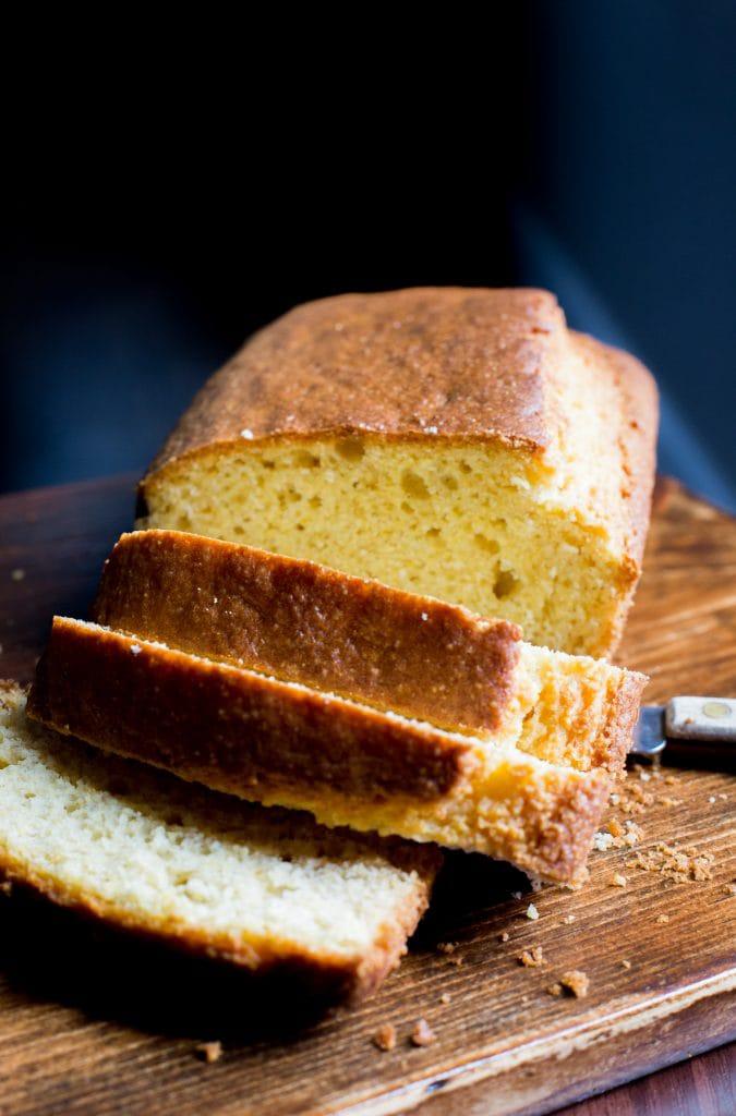 Sweet Easy Cornbread