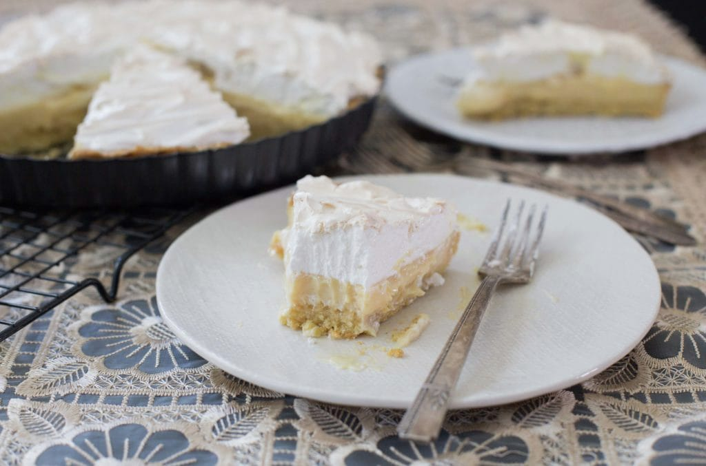 Chilean Lemon Meringue Pie