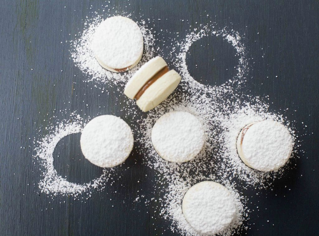 Peruvian Cornstarch Alfajor