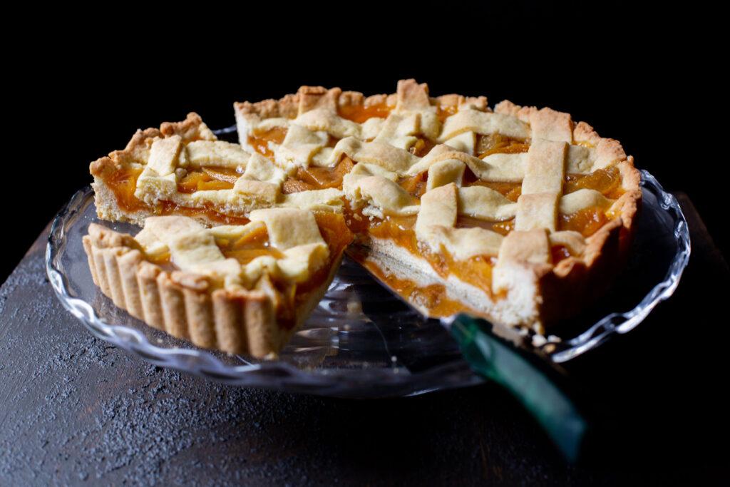 Pasta Frola or Jam Tart