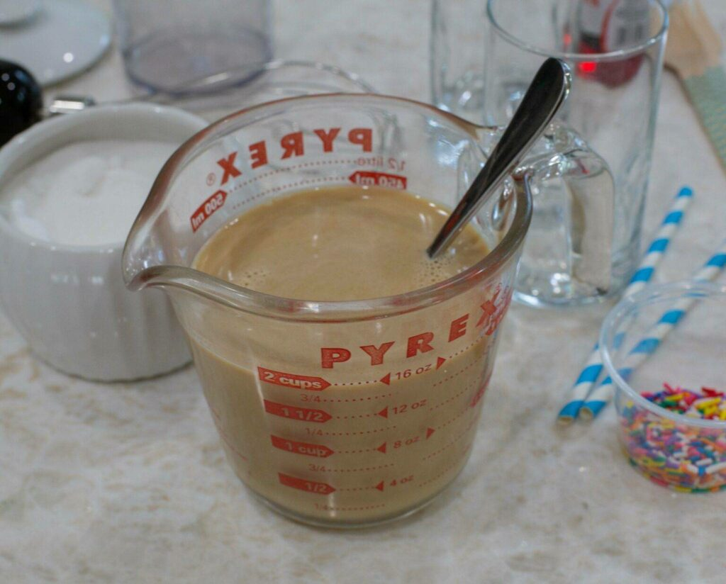 Chilean Iced Coffee