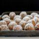 Cookie Truffles with Dulce de leche
