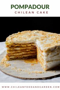 Banana Thousand Layers Cake