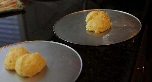 torta de panqueque trufa