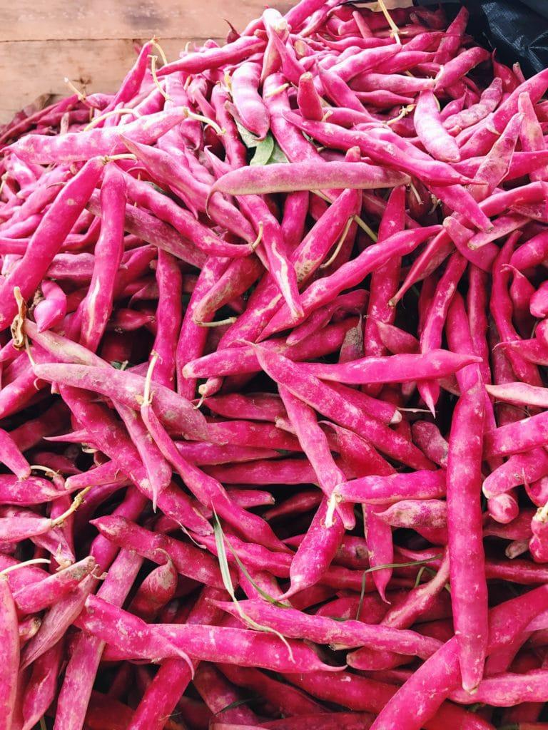 Chilean beans: Porotos granados