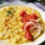 Summer Bean Soup, Chilean Recipe