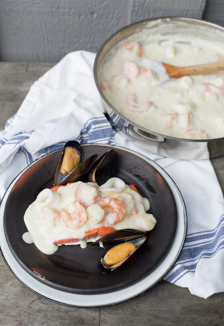 Seafood Sauce (Margarita Sauce)