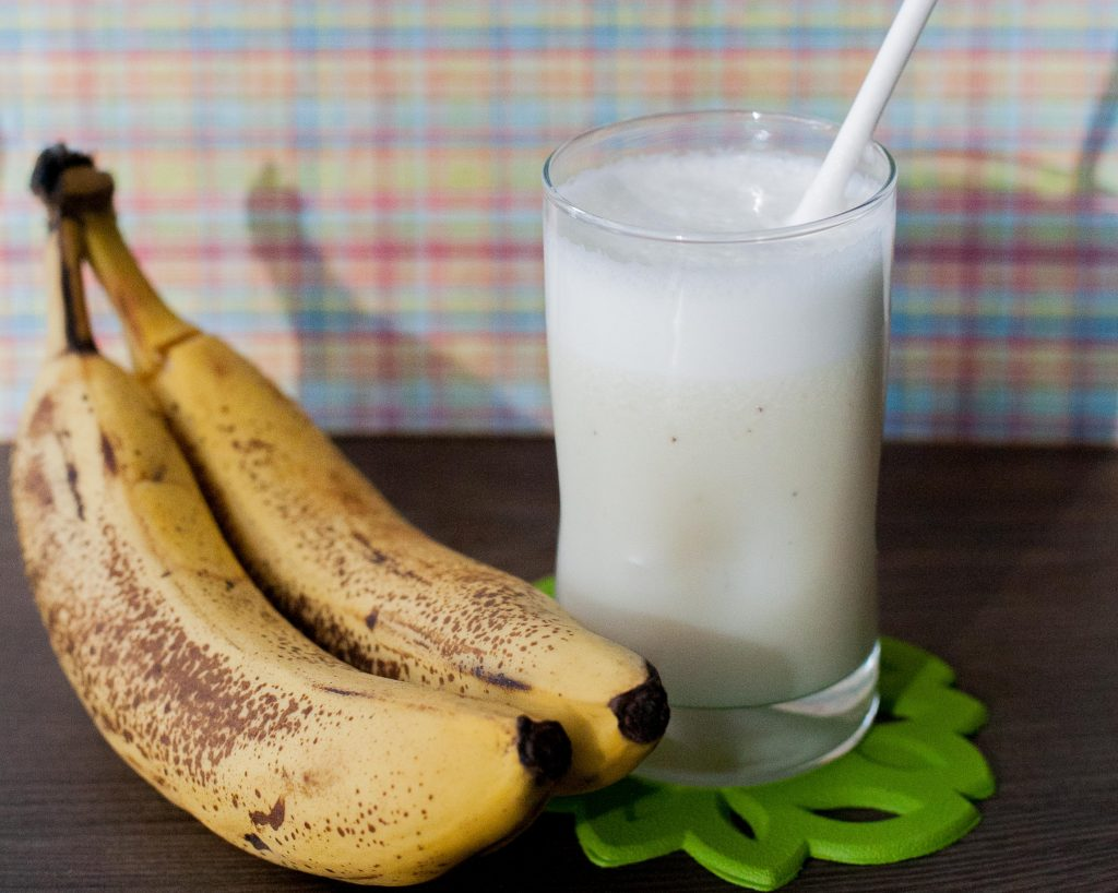 Milk with Banana