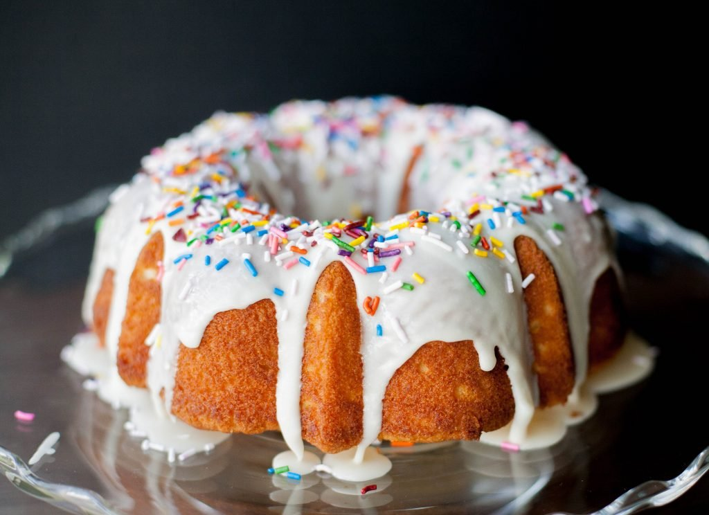 Basic Chilean Bundt Cake