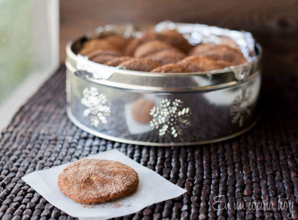 Cinnamon Cookies or Snickerdoodles