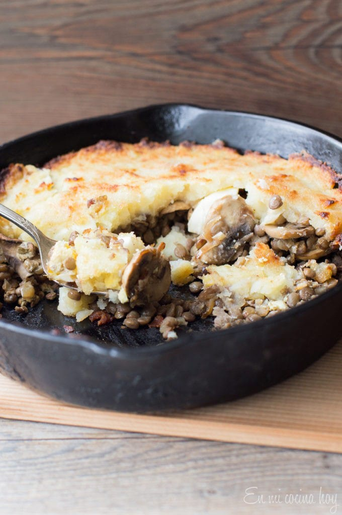 Vegetarian Shepherd Pie