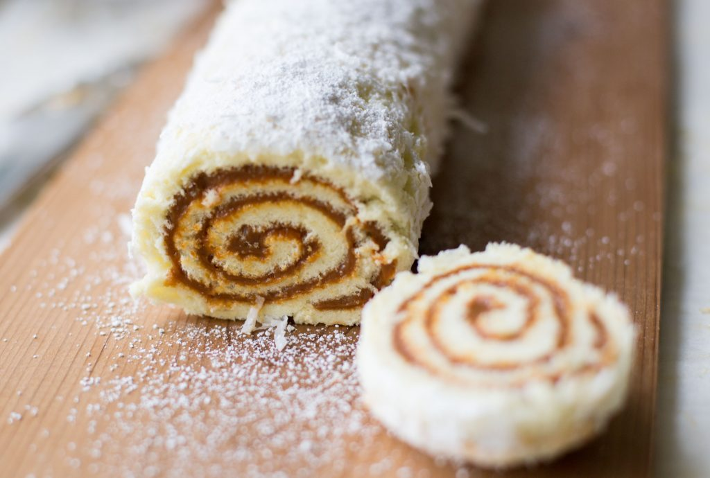 Dulce de Leche Roll