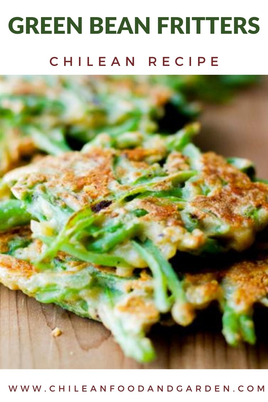 Green Bean Fritters