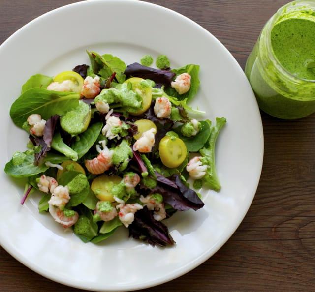 Cilantro Dressing for salads