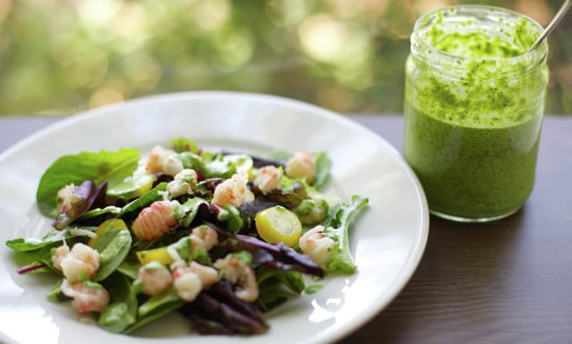 Cilantro Dressing for salads
