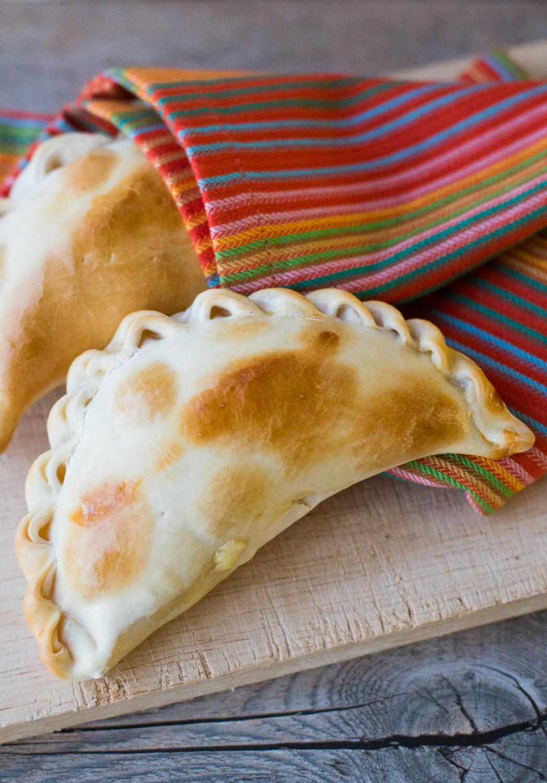 Rajas Empanadas