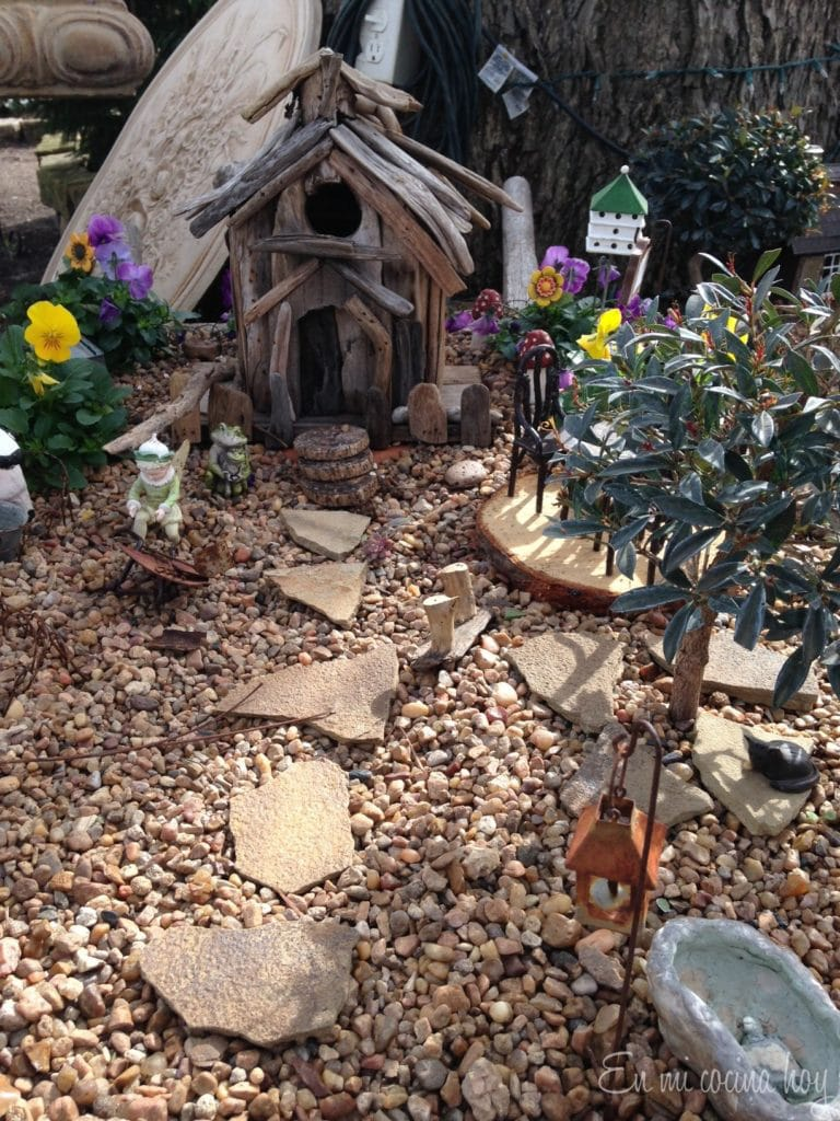 Inspiration for Fairy Gardens for Adults and Kids