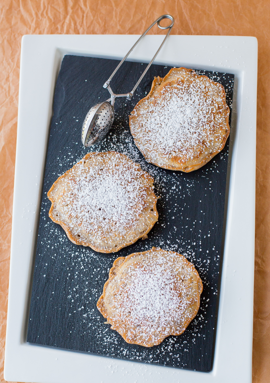 Rice Pancake, Chilean Recipe