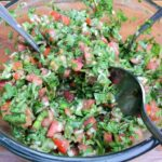 Pebre Sauce, Chilean Recipe