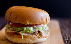 Chilean Lomito Sandwich