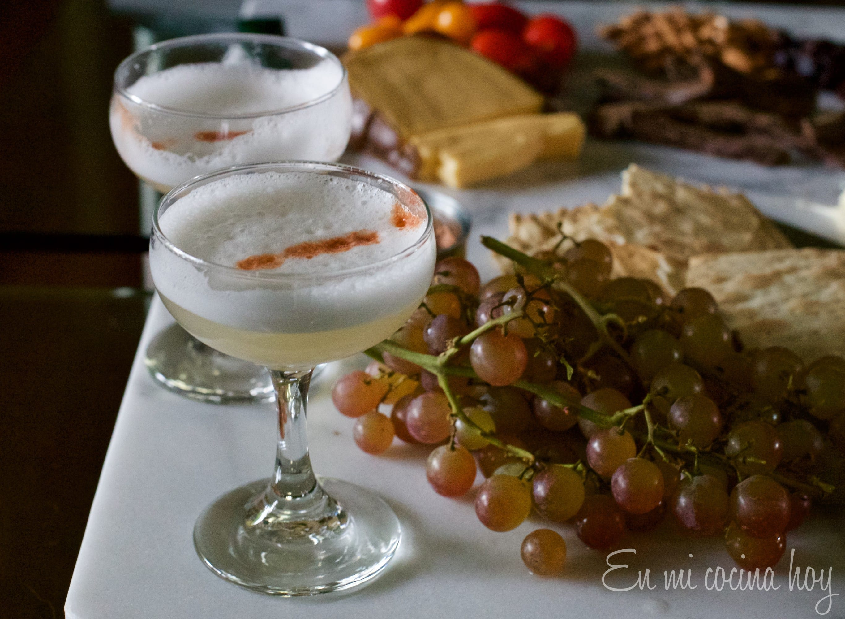 Easy Pisco Sour
