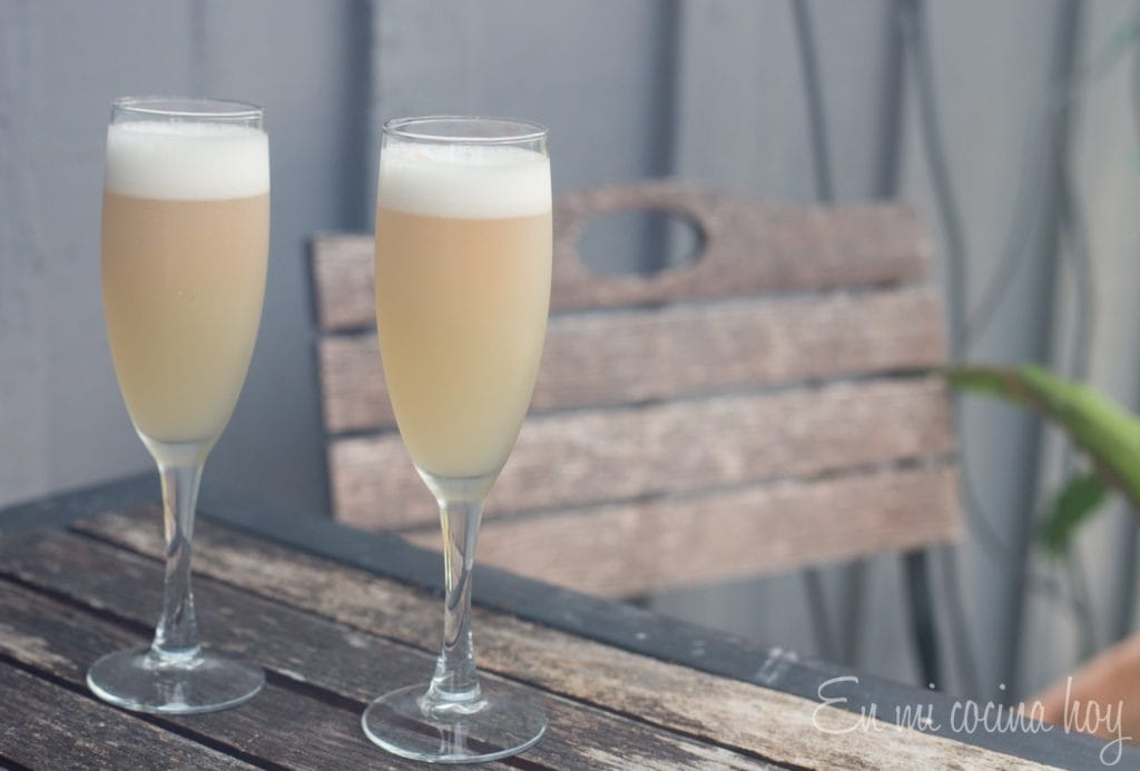 Rosemary Pisco Sour