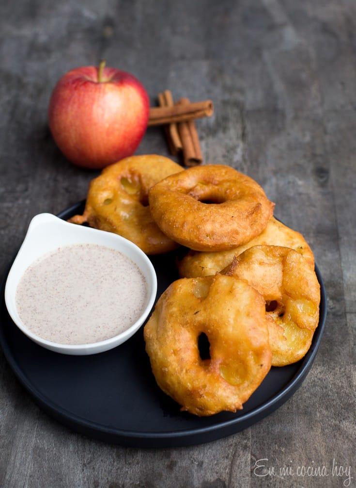 A family recipe for apple fritters, the perfect treat for fall and the Holidays.