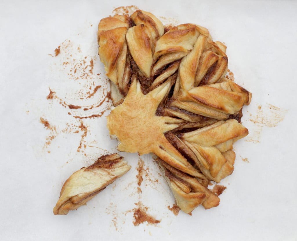 Sweet Bread Star