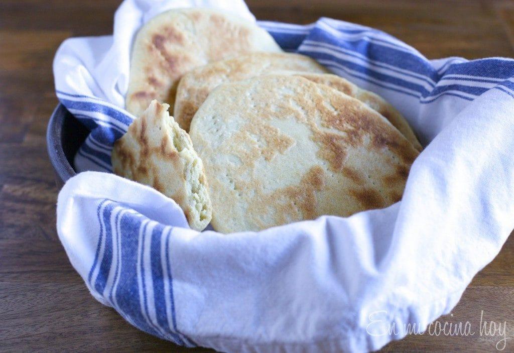 Churrascas, Chilean Bread