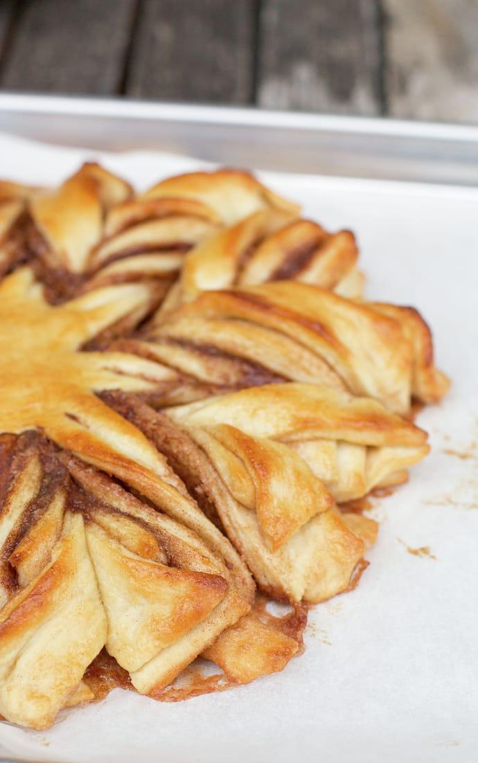 Sweet Bread Star