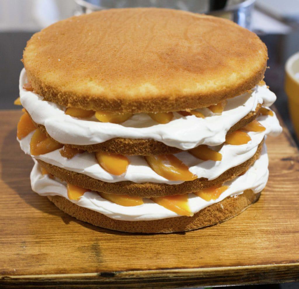 torta-duraznos-crema-7