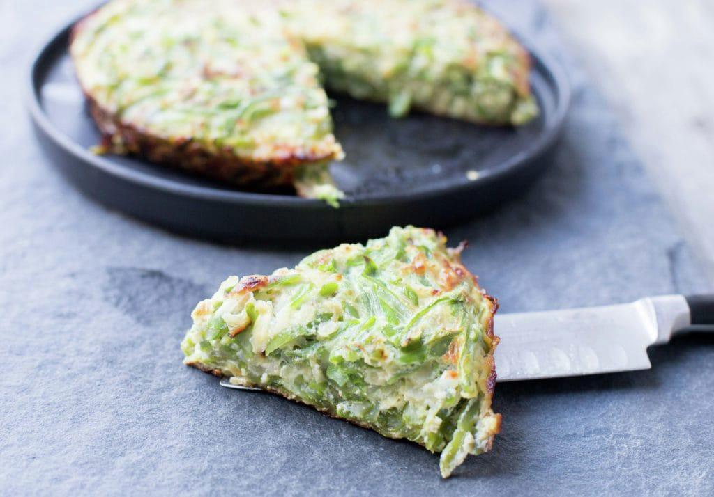 Chilean Green Bean Frittata