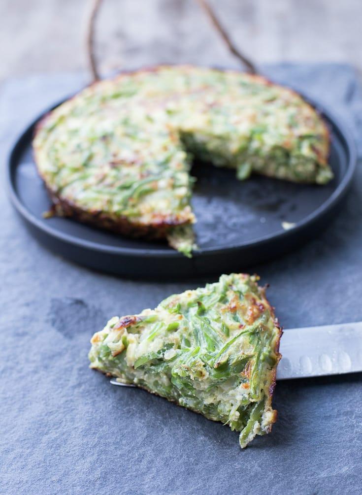 Green Bean Frittata