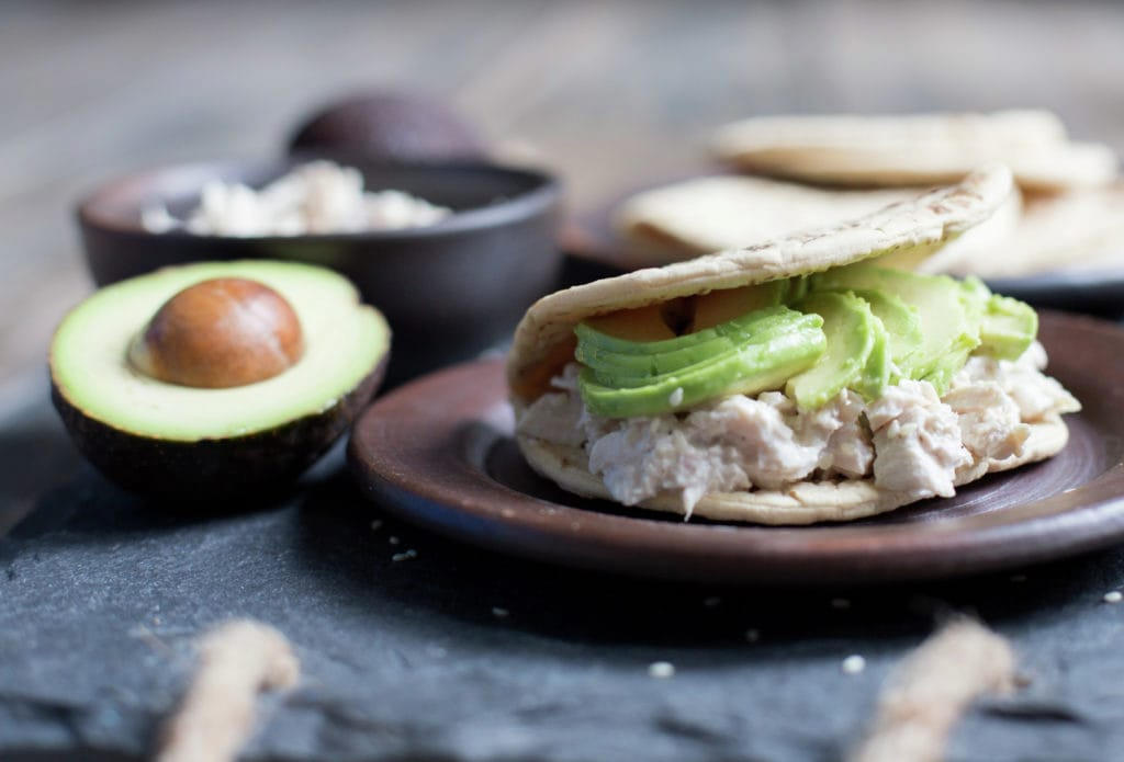 Chicken Avocado Sandwich (Ave Palta)
