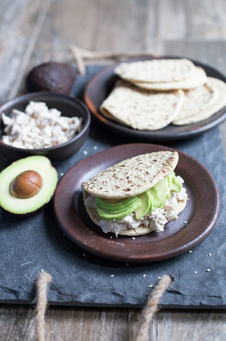 Chicken Avocado Sandwich