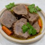 Chilean Braised Beef Carne al jugo