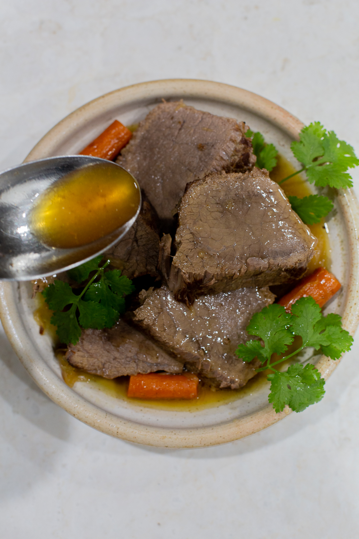 Chilean Braised Beef