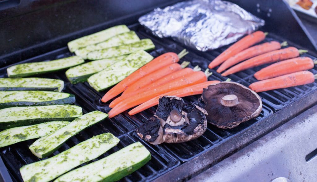 Vegetarian Grill Ideas