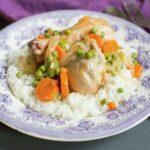 Peas and Carrots Chicken Stew (Pollo Arvejado)
