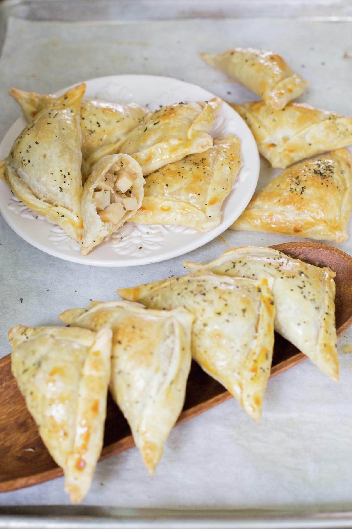 Abalone Empanadas (de locos) #ad #TABASCOTastemakers