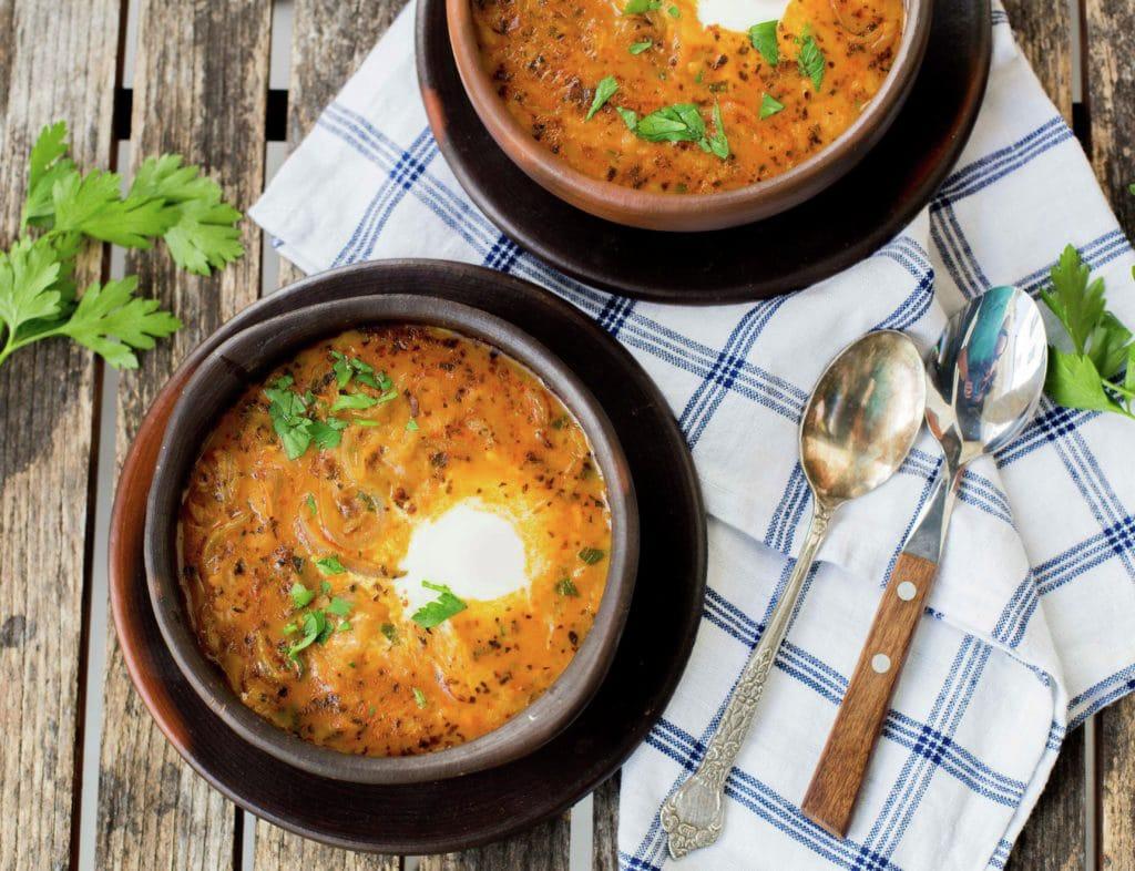 Valdiviano, Chilean Soup