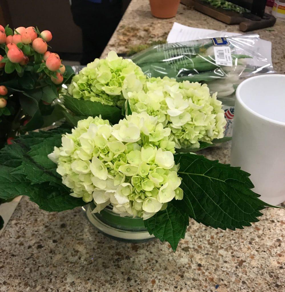 Kroger Flower Arrangment