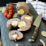 Flank Steak Roll or Chilean Malaya