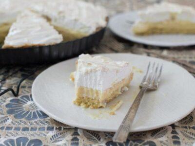 Chilean Lemon Meringue Pie