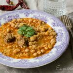 Chilean Chickpea Soup