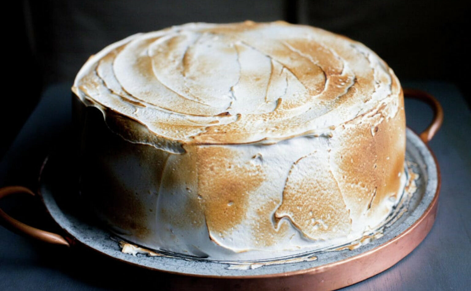 Chilean Tres Leches Cake