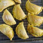 Pear Empanadas, Chilean recipe