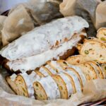 Stollen, German Fruitcake